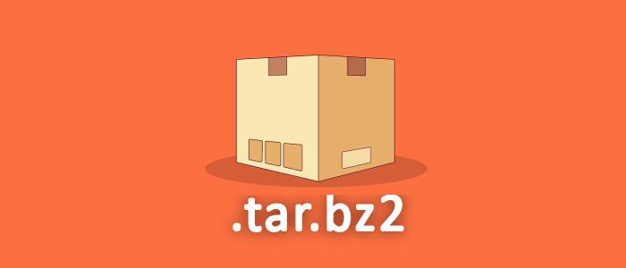 Cara kompresi dan ekstrak file .tar.bz2