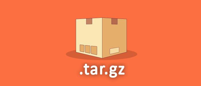 Cara kompresi dan ekstrak file .tar.gz